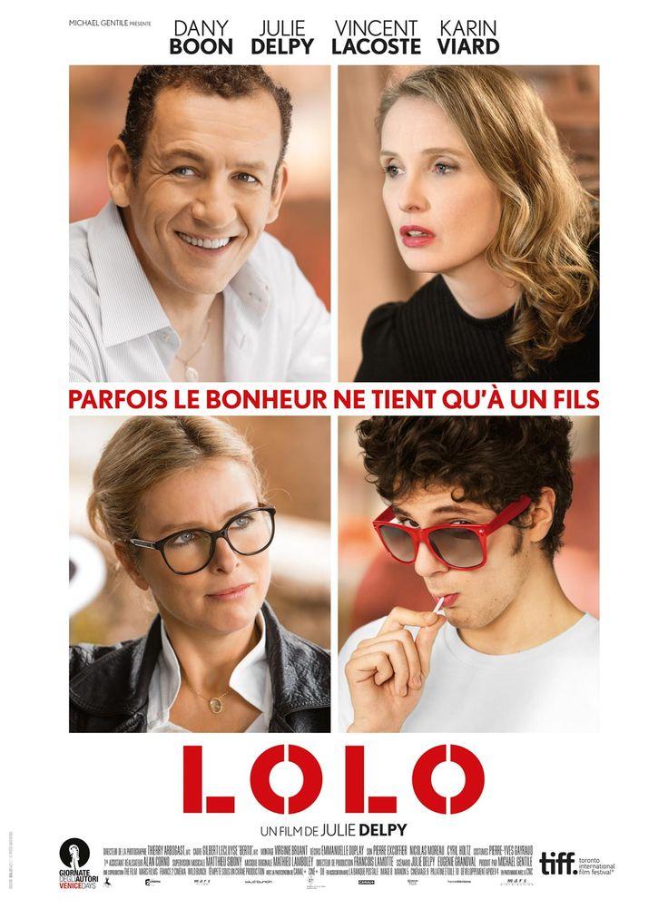 Lolo est un film de Julie Delpy avec Dany Boon, Julie Delpy. Synopsis : En thalasso à Biarritz avec sa meilleure amie, Violette, quadra parisienne travaillant dans la mode, rencontre Jean-René, un modeste informatici