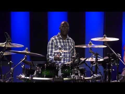 Gospel Drum Lessons - Larnell Lewis (Drumeo Edge)