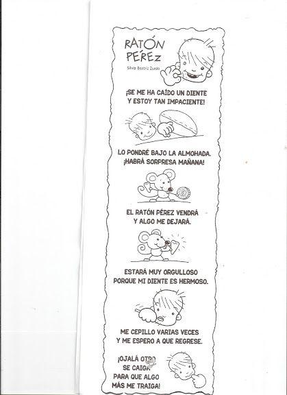 Activipeques: El ratoncito Pérez