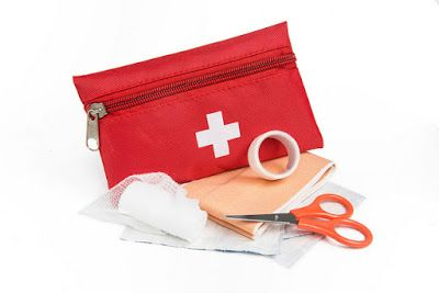 Bible Lessons From The Outdoors: Christian Outdoor Object Lesson 22: Spiritual First Aid