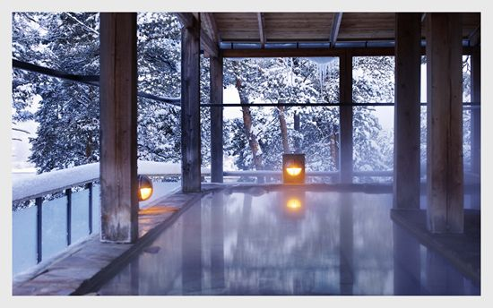 warm up at the Yasuragi Hasseludden spa in Stockholm