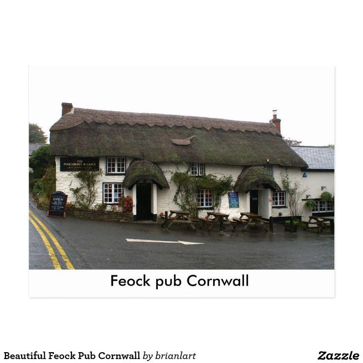 Beautiful Feock Pub Cornwall