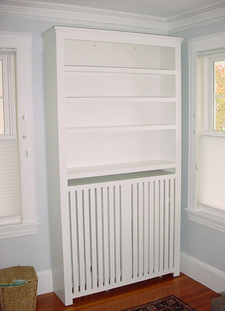 radiator cover with storage - Google Search