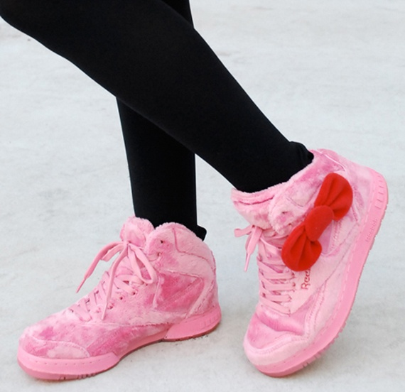 Hello Kitty Reebok
