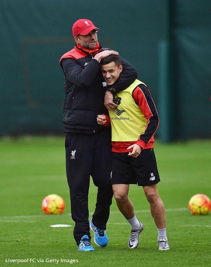 training 181215 - Liverpool FC