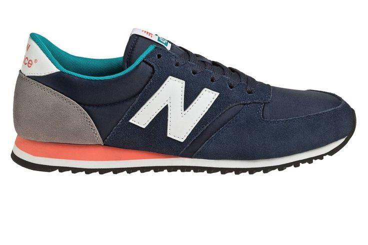 vans en toile - Best Bet: New Balance 420 Sneaker   New Balance, Sneakers and New ...