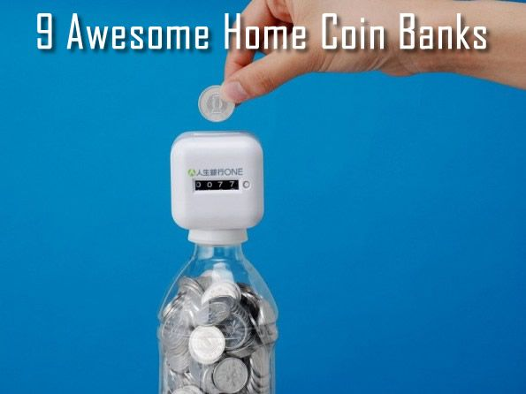 83 best images about piggy banks on pinterest coins for Really cool piggy banks