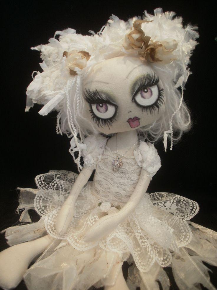 Paloma by Lesley Jane Dolls