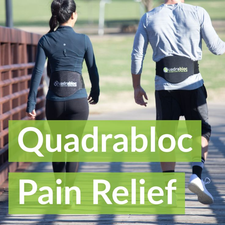 Do you want a safe alternative way to relieve pain and discomfort? Quadrabloc is a natural pain reliever and can block pain within minutes!  Quadrabloc works by blocking pain signals originating in the sensory nerves. Using Quadrabloc is as easy as placing Quadrabloc where it hurts. Quadrabloc uses a patented, powerful quadrapolar magnetic array to block your pain and provide you with the pain relief you are searching for.  Quadrabloc comes with a 30-day money back guarantee. Get back to…