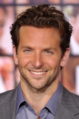 Bradley Cooper - he won our hearts in Alias, and oh that smile!