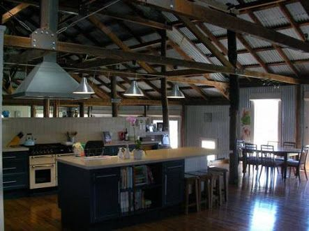 shearing shed house - Google Search