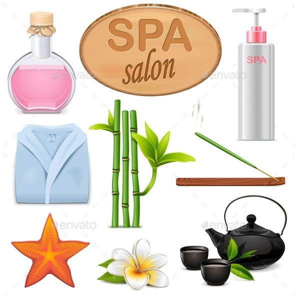 Download Free Graphicriver SPA Icons Set 3 #bamboo #bathrobe #beauty #blossom #care #cosmetic #harmony #health #icon #icons #incense #lotion #massage #massageoil #oil #resort #rest #salon #sauna #signboard #spa #starfish #tea #teapot #therapy #tropic #vector #vial #wellness #wooden