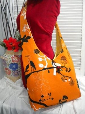 no sew purse | No Sew Ruffle Bag