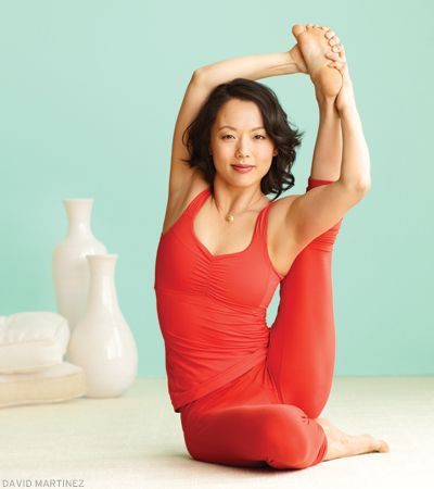 surya yantrasana sundial pose  seated yoga poses