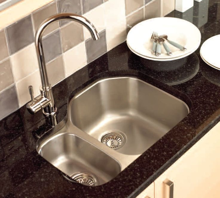 Kitchen, Modular Kitchen Sink Ideas With Curved Stainless