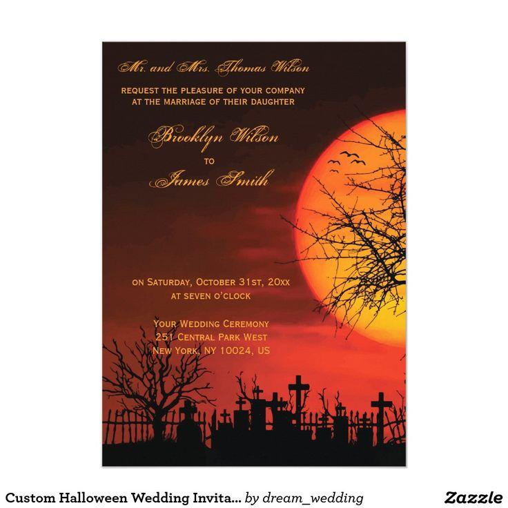 47 besten Halloween Wedding Bilder auf Pinterest