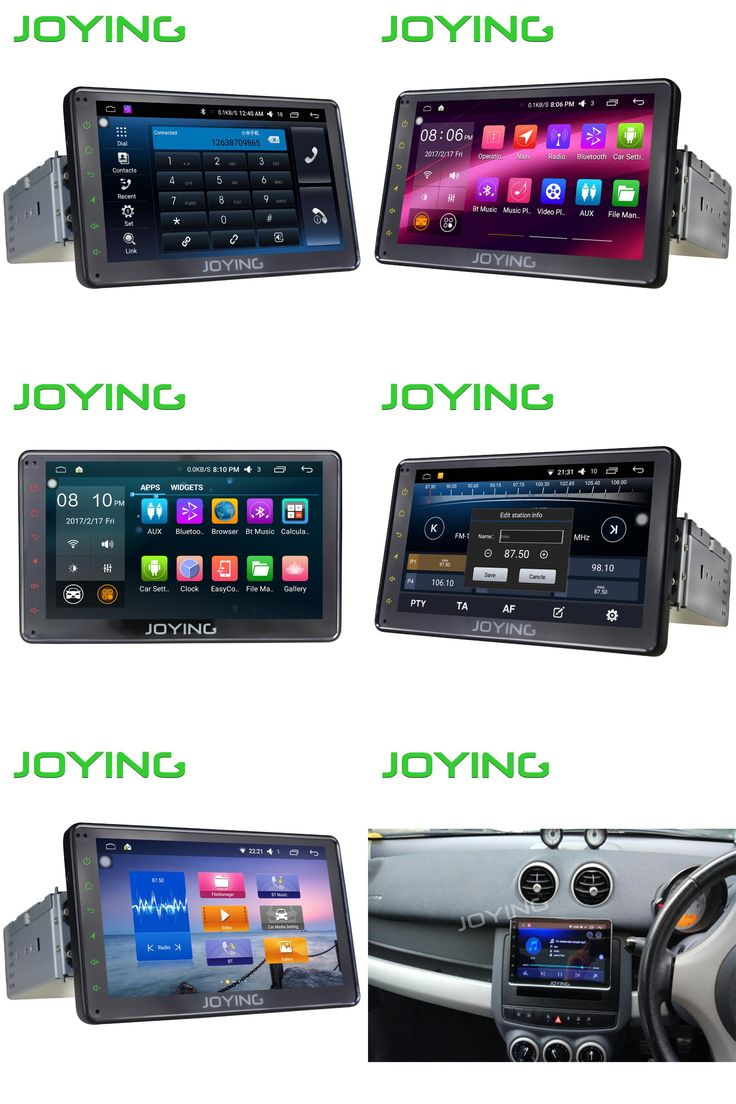 "[Visit to Buy] Joying Latest 2GB Android 6.0 Single 1 DIN 7"" Universal Car Radio Player Monitor Audio Stereo Car Head Unit support WIFI/OBD/SWC #Advertisement"