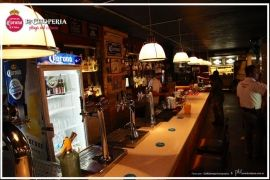 """La Choperia - 10% Off It's """"CHELA"""" TIME! Perfect Sports Bar, you will have fun! They also do Breakfast, Lunch and Diner"""