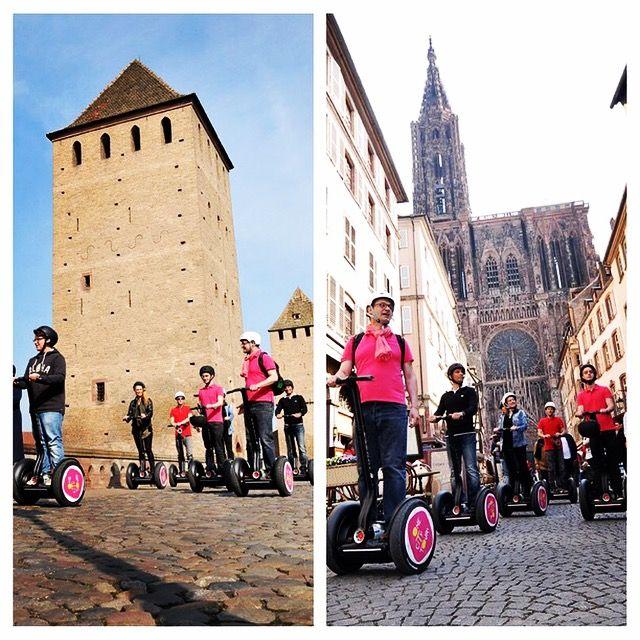Strasbourg à Segway! La meilleure façon de visiter la ville... et la plus facile aussi! One City Tours vous promet de transformer vos visites traditionnelles en une visite tout à fait insolite, mais surtout exceptionnelle et inoubliable!  One City Tours est désormais un site partenaire au #PassAlsace! www.onecity-tours.com