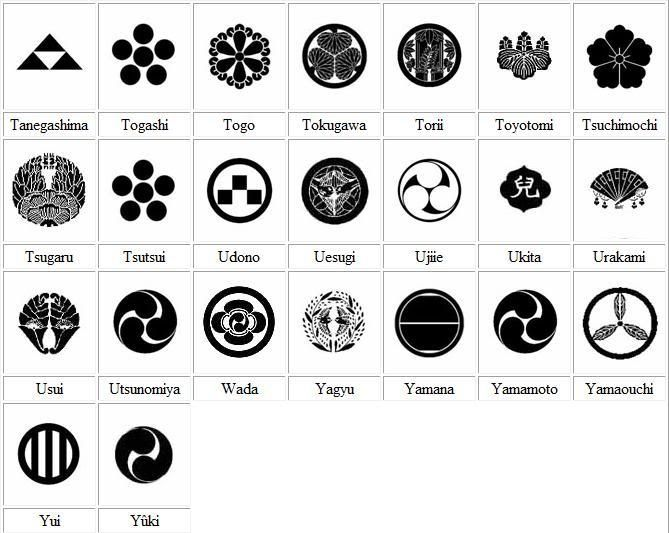 1000 images about kamon family crests on pinterest