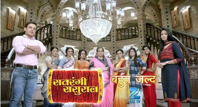 Satrangee SasuralSatrangee Sasural 30th December 2014 Zee tv HD episode