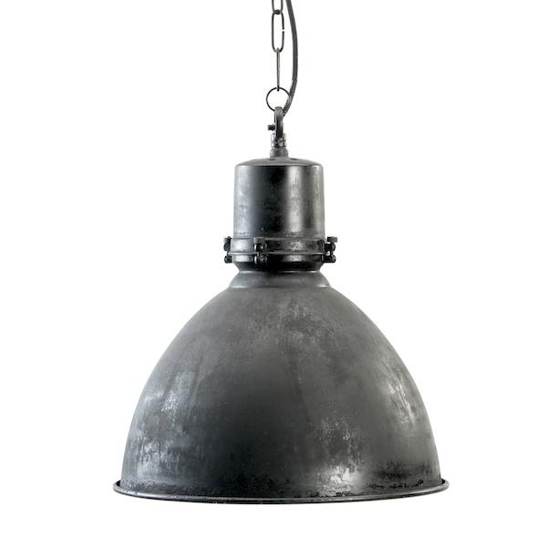fabriekslamp zwart (hippe tantes)