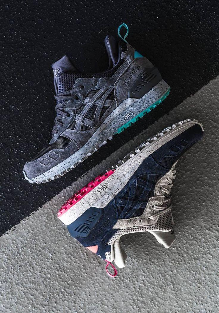Asics Gel-Lyte MT #sneakernews #Sneakers #StreetStyle #Kicks