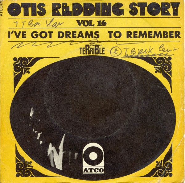 The Otis Redding Story 1968 1970 Otis Redding Otis Dream