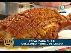 ▶ Espectacular pernil de cerdo para agasajar a tu familia (parte 2) - YouTube