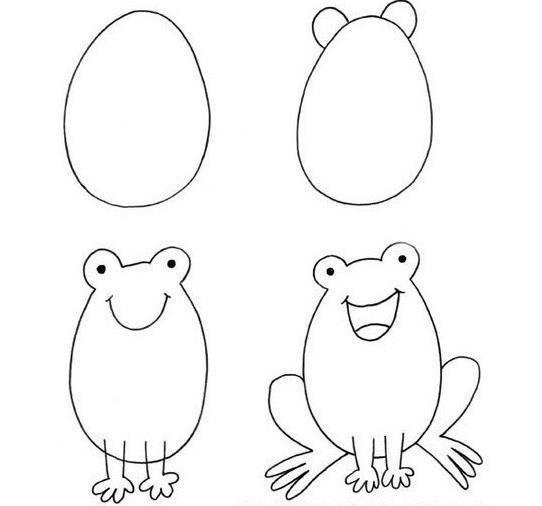 aprendendo a desenhar.