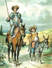 Don Quichot en het Nederlands | Genootschap Onze Taal