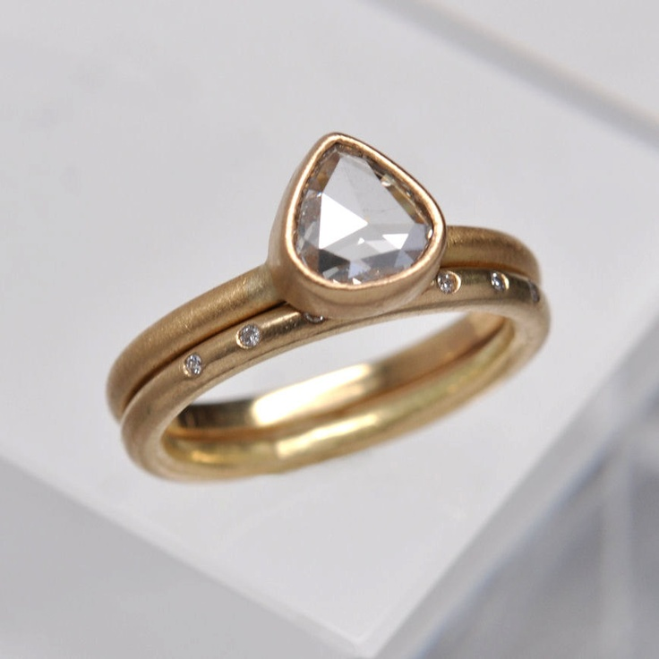 11 best bijoux images on Pinterest Rings Anillo de compromiso and