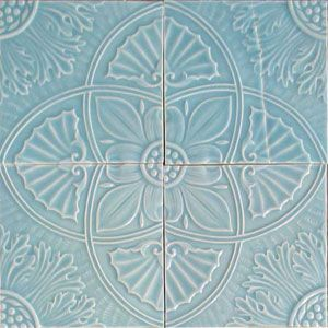 Tile Murals, Spanish Tile, Victorian Tile, Decorative Tile, Ceramic Tile Part 52
