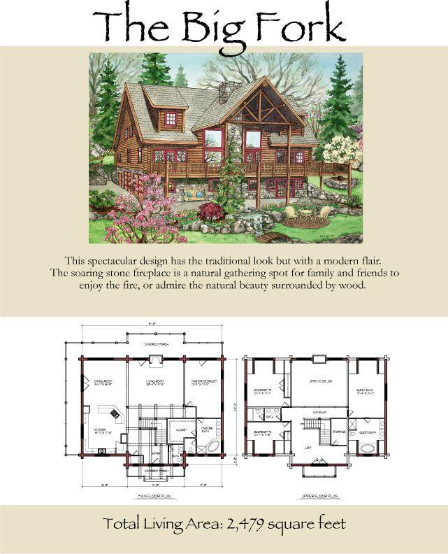 Modern Cabin Floor Plans 2020