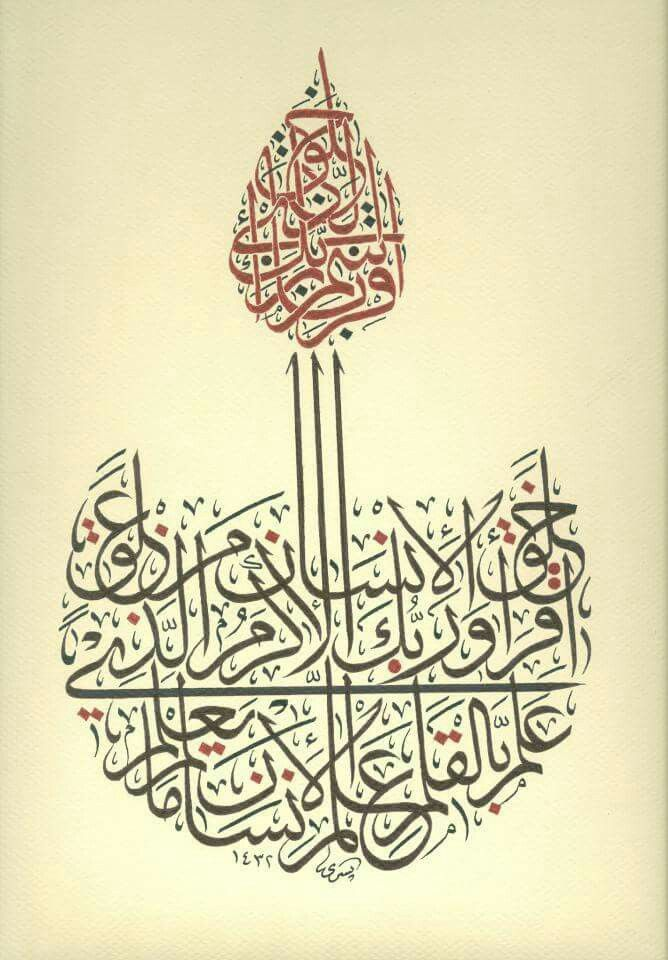 Pin de Eddy Smith en ISLAMIC ART: Calligraphy, Patterns, et al ...