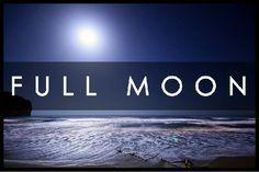 full-moon meditation