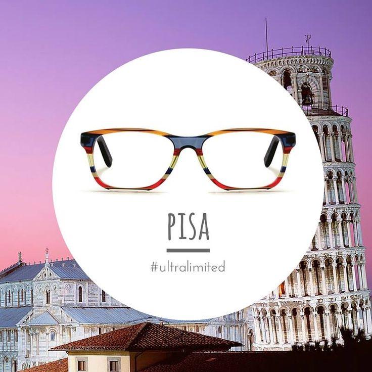 Sapete che il nuovo modello Pisa ha le aste in beta titanio? Un'altra grande novità firmata #UltraLimited #occhiali #occhialidavista #occhialidasole  #emporioocchialifardin