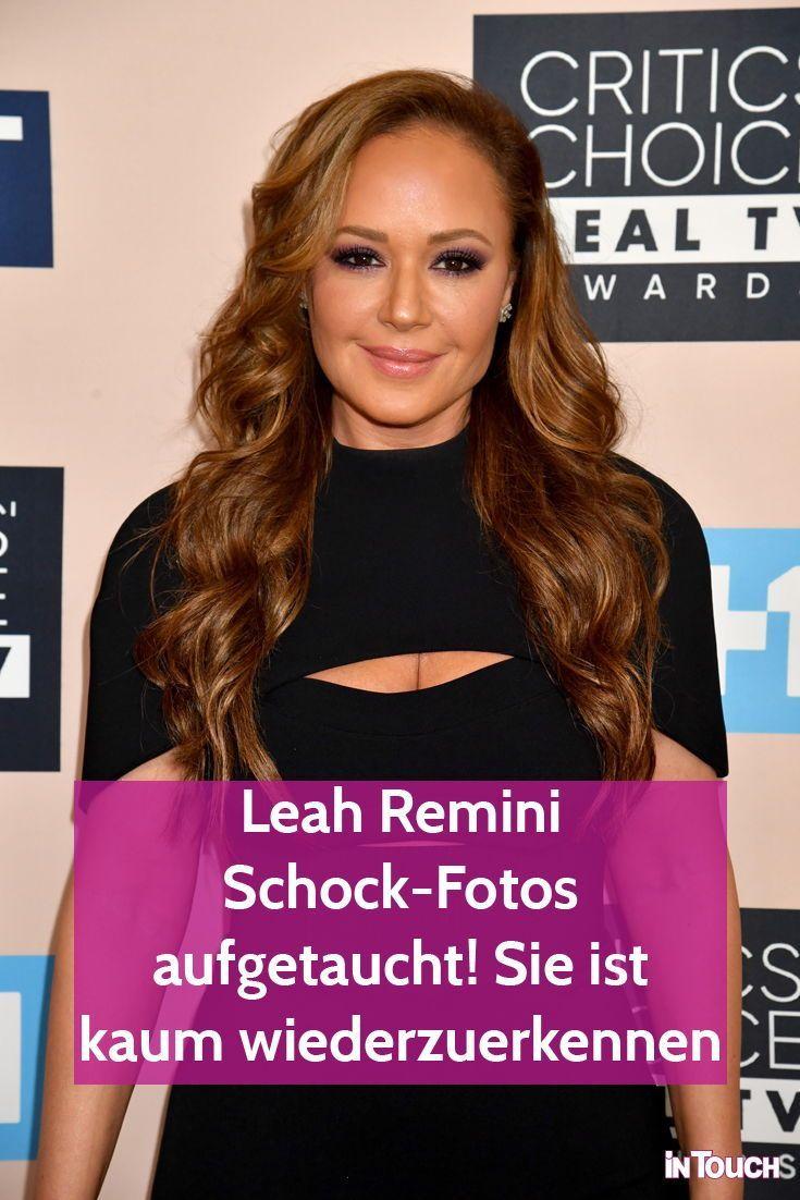 Leah Remini Botox Schock Was Ist Mit Ihrem Gesicht Passiert