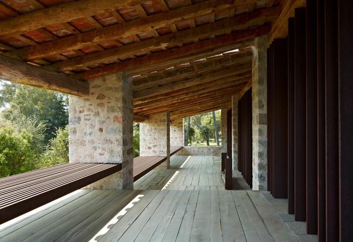 Mas del Vent.RCR architects. Eugeni Pons fotografia.