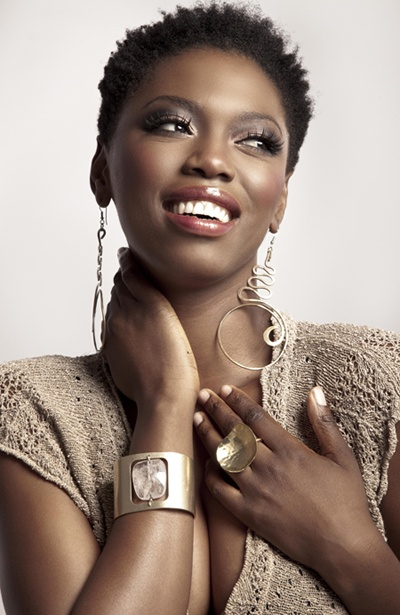 Lira—South Africa ... Her Teenie Weenie 'Fro Is Her #ShortCUT To Beauty