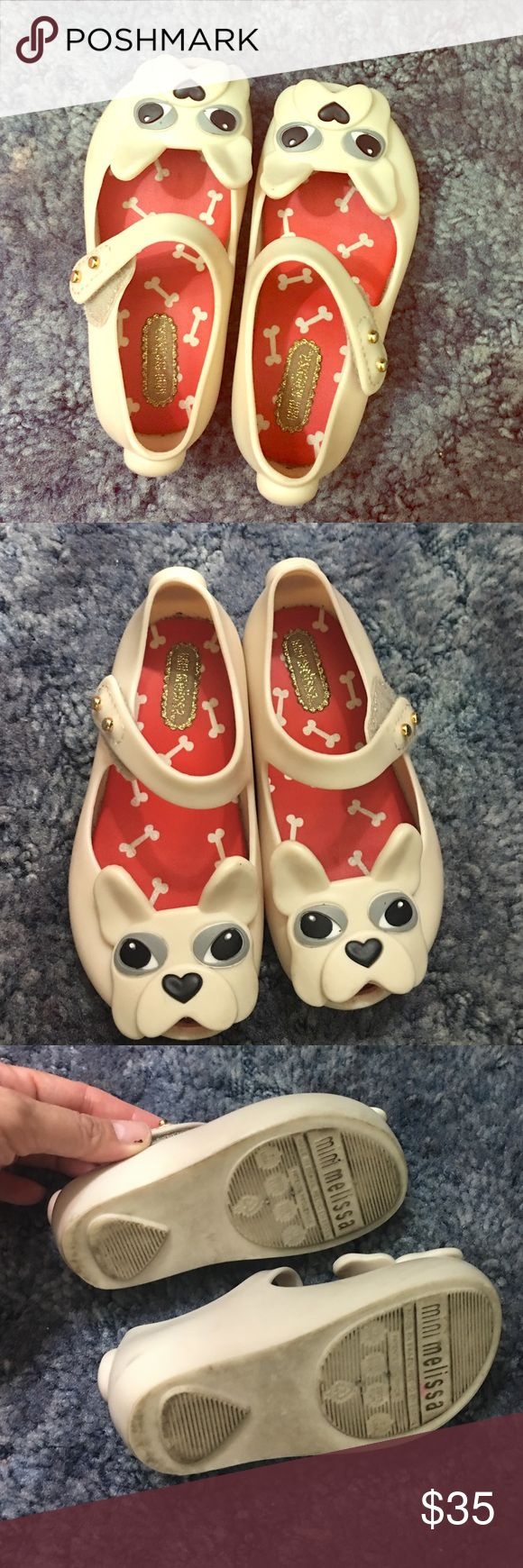 Mini Melissa for sale Mini Melissa Animal toddler shoes size 7 Mini Melissa Shoes Baby & Walker