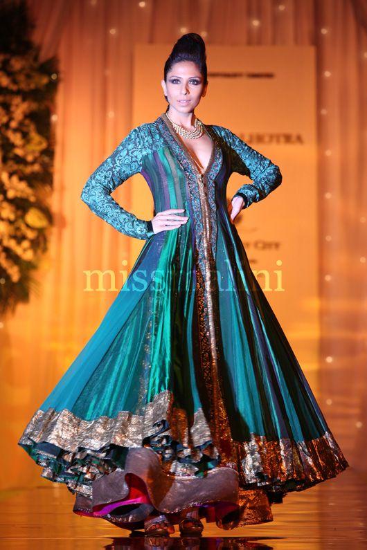 101 best indian bridal wear images on Pinterest | India fashion ...
