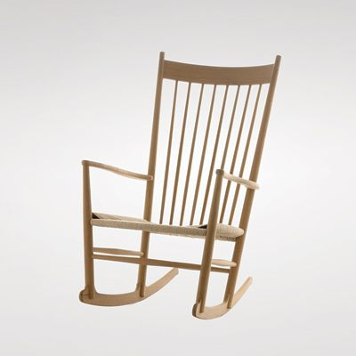 Hans J. Wegner's rocking chair. I dream about this chair!