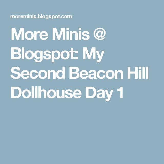 Best 25+ Beacon Hill Dollhouse Ideas On Pinterest