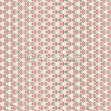 Decorative abstract and lacy pattern, on the gray