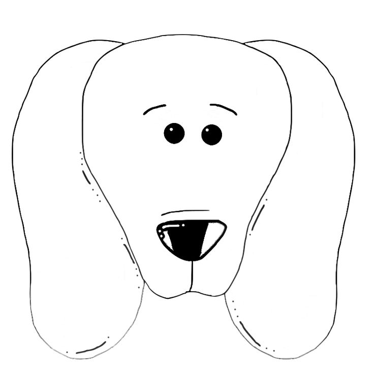 Cute dog face coloring page dog coloring pages org find for Dog face coloring page