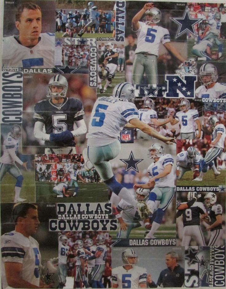 Dan Bailey...The Best Kicker in NFL!!#Dallas Cowboys!!!