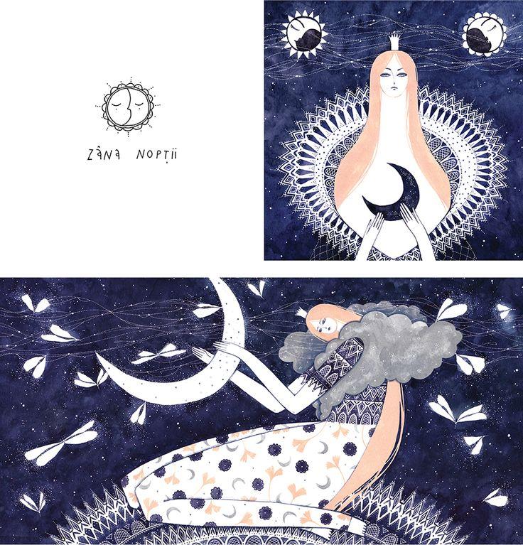 Madalina Andronic - the night fairy