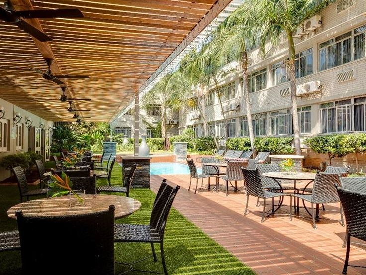 Protea Hotel by Marriott® Pretoria Capital - The elegant Protea Hotel by Marriott® Pretoria Capital, with its lush landscaped garden and glistening swimming pool, is centrally located in Pretoria's Central Business District.The hotel has a variety ... #weekendgetaways #pretoria #easterngauteng #southafrica