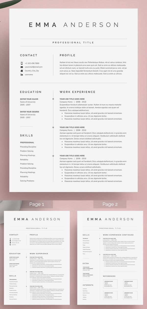 Unlimited Downloads Resume Templates And Edit Using The Resume Builder Unlimited Designs Cover Letter For Resume Resume Design Template Resume Template Word